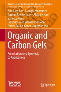 Cover Organic and Carbon Gels