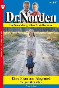 Cover Dr. Norden 687 – Arztroman