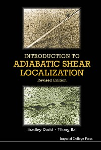 Cover Introduction to Adiabatic Shear Localization