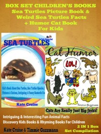 Cover Sea Turtles & Cats: Amazing Photos & Facts - Endangered Animals