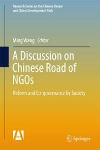 Cover A Discussion on Chinese Road of NGOs