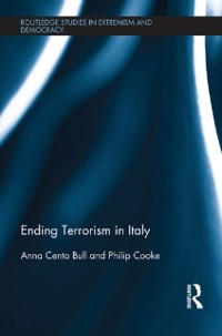 Cover Ending Terrorism in Italy
