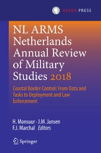 Cover NL ARMS Netherlands Annual Review of Military Studies 2018