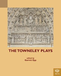 Cover The Towneley Plays
