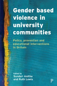 Cover Gender based violence in university communities
