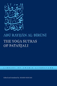 Cover The Yoga Sutras of Patañjali