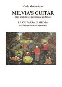 Cover Milvia's Guitar - La chitarra di Milvia