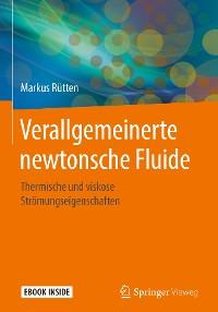 Cover Verallgemeinerte newtonsche Fluide