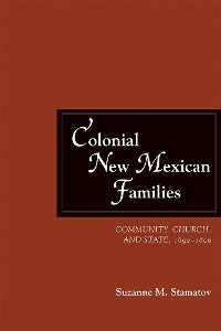 Cover Colonial New Mexican Families