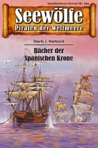 Cover Seewölfe - Piraten der Weltmeere 349