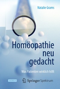 Cover Homöopathie neu gedacht