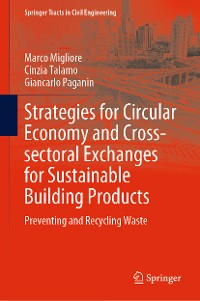 Cover Strategies for Circular Economy and Cross-sectoral Exchanges for Sustainable Building Products