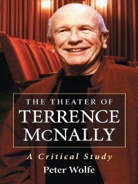 Cover The Theater of Terrence McNally