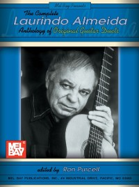 Cover Complete Laurindo Almeida Anthology of Original Guitar Duets