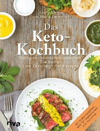 Cover Das Keto-Kochbuch