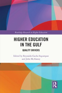 Cover Higher Education in the Gulf