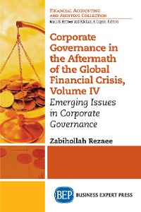 Cover Corporate Governance in the Aftermath of the Global Financial Crisis, Volume IV