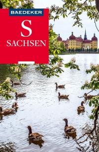 Cover Baedeker Reiseführer Sachsen