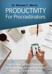 Cover Productivity For Procrastinators