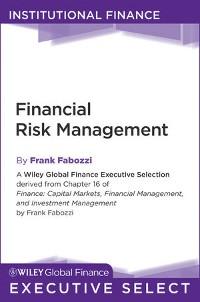 Cover Financial Risk Management