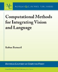 Cover Computational Methods for Integrating Vision and Language