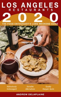 Cover 2020 Los Angeles Restaurants