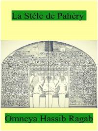 Cover La Stèle de Pahéry