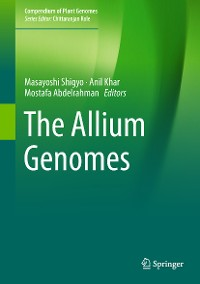 Cover The Allium Genomes