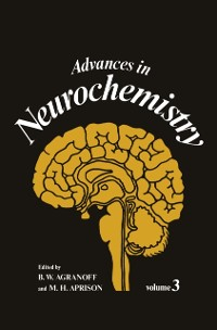 Cover Advances in Neurochemistry