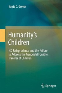 Cover Humanity's Children