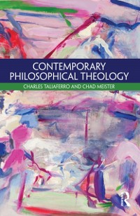 Cover Contemporary Philosophical Theology