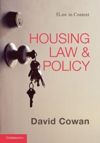 Cover Housing Law and Policy