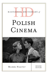 Cover Historical Dictionary of Polish Cinema