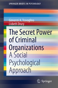Cover The Secret Power of Criminal Organizations