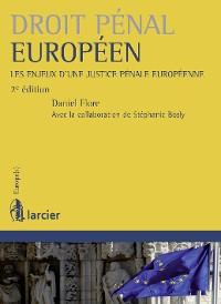 Cover Droit pénal européen