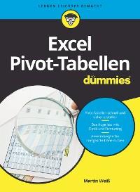 Cover Excel Pivot-Tabellen für Dummies
