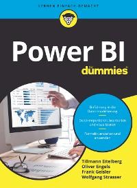 Cover Power BI für Dummies