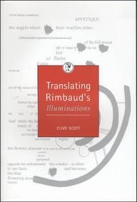 Cover Translating Rimbaud's Illuminations