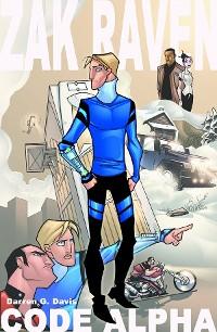 Cover Zak Raven: Code Alpha