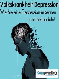 Cover Volkskrankheit Depression: