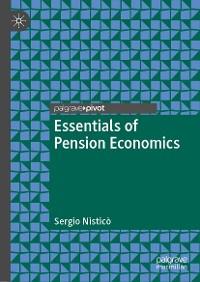 Cover Essentials of Pension Economics