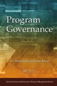 Cover Program Governance