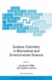 Cover Surface Chemistry in Biomedical and Environmental Science