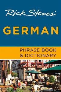 Cover Rick Steves' German Phrase Book & Dictionary