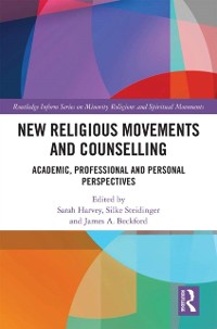 Cover New Religious Movements and Counselling