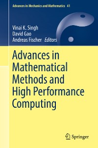 Cover Advances in Mathematical Methods and High Performance Computing