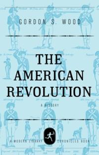 Cover American Revolution
