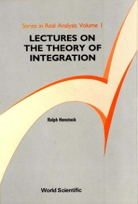 Cover Lectures On The Theory Of Integration