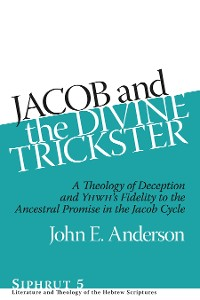 Cover Jacob and the Divine Trickster