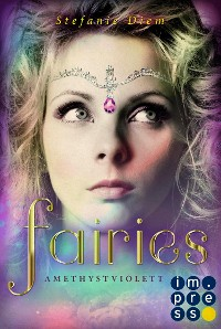 Cover Fairies 2: Amethystviolett